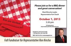 RK Fundraiser Invite